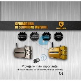 CERRADURA INVISIBLE PROTEKTA DORCAS